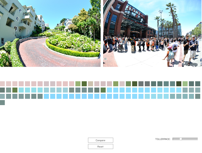 As3 Color Comparison